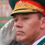 Nouveau chef de l'armée russe