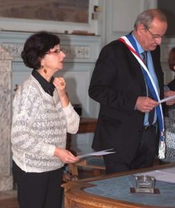 interpretariat russe à la mairie de Niort
